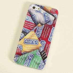 Sexy Durex Frosted Painting Phone C..